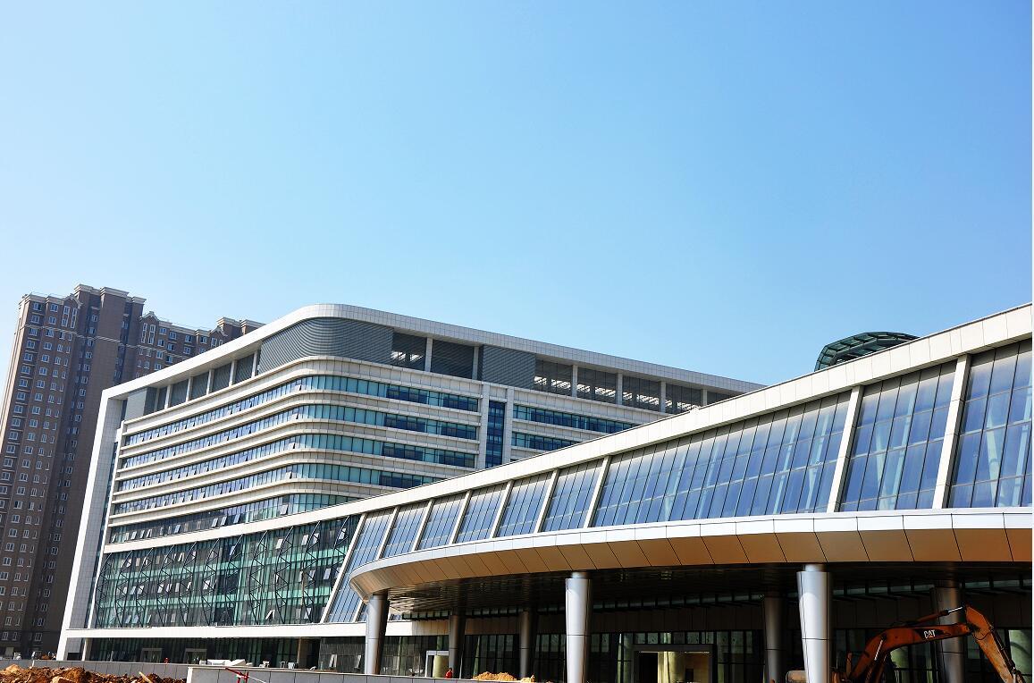 徐州市醫學院附屬醫院東院一期幕墻工程